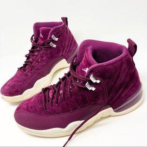 Jordan XII Bordeaux
